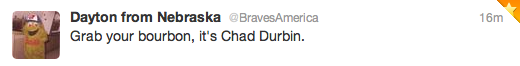 Chad Durbin Atlanta Braves